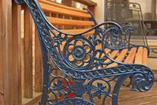 more bench detail