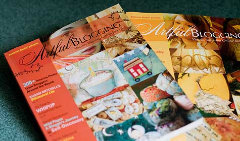 visually inspiring blogs