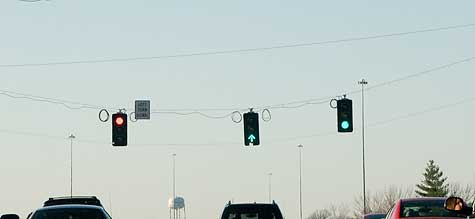 highway 64 callahan road stoplight