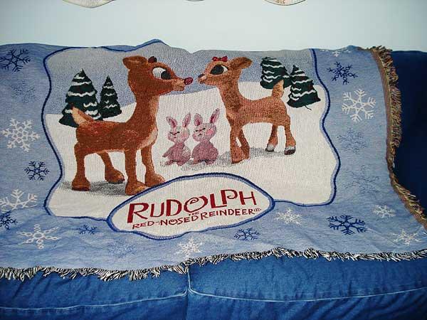 rudolph-throw