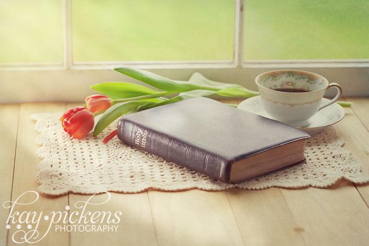 old vintage bible