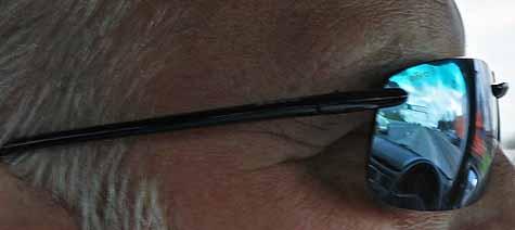reflections in revo sunglasses