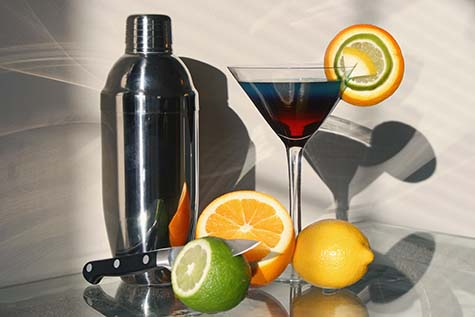 drink still life