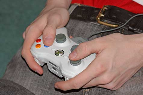 xbox controller with headset
