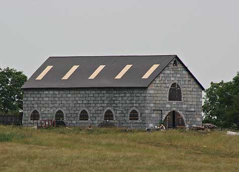 castle barn