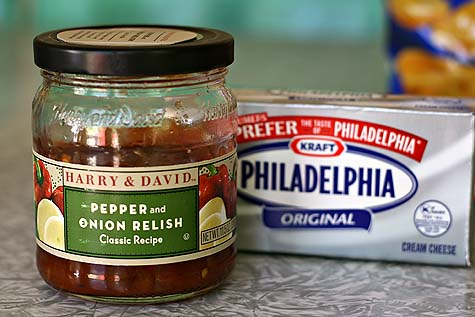 harry and david pepper and onion relish