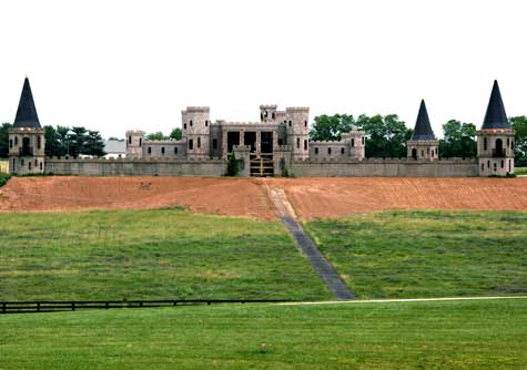 Versailles Kentucky Castle