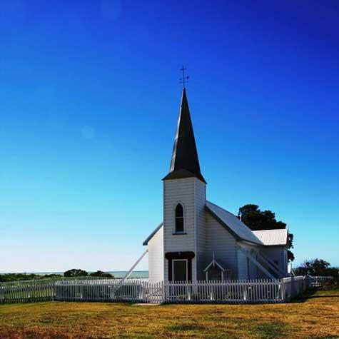 lone church