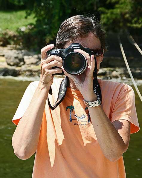 photography at the lake