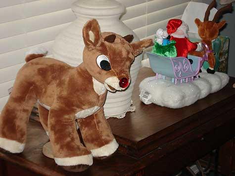 build a bear Rudolph