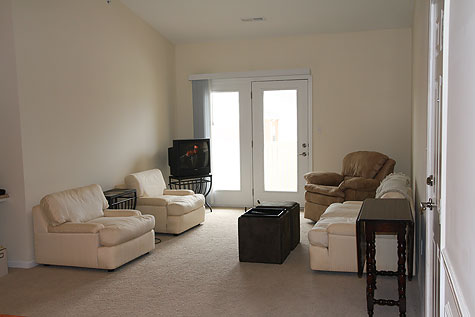 decorating family room
