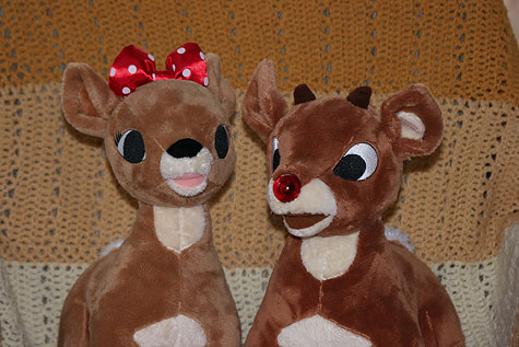 rudolph and clarice