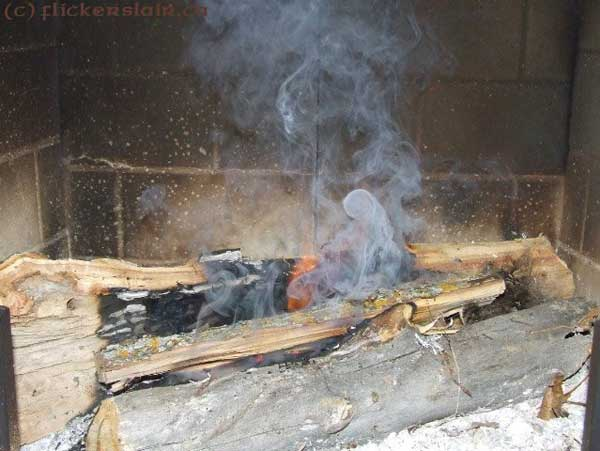 Wood Smoke