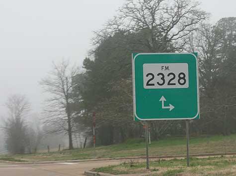f m texas roads