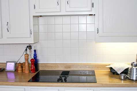 kitchen glass stove top