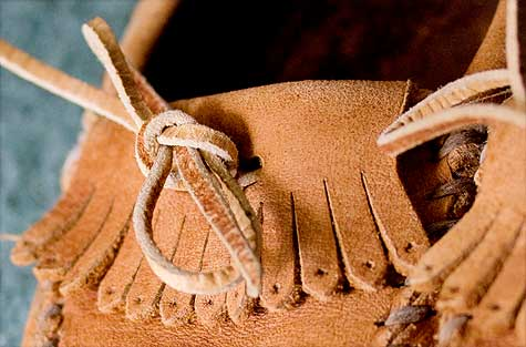 moccasin flaps