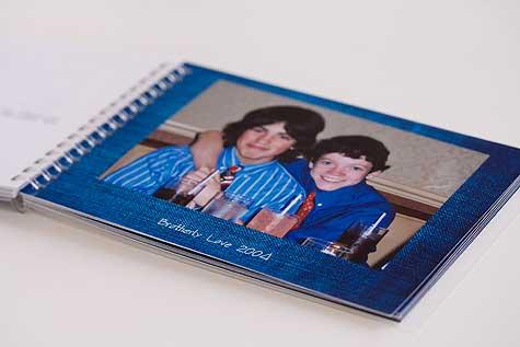 snapfish flipbook