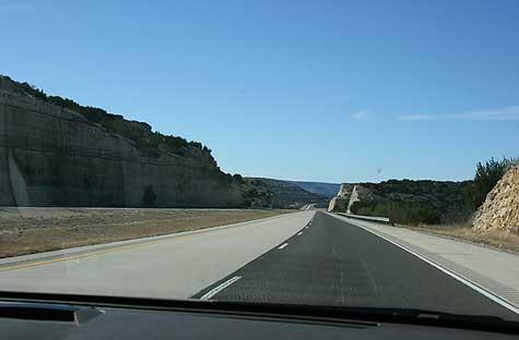 highway 10 Texas
