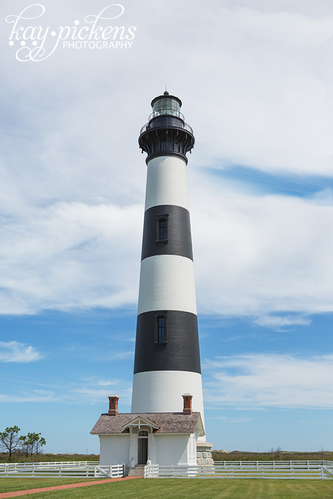 Bodie Island Lighthouse Fine Art Photography