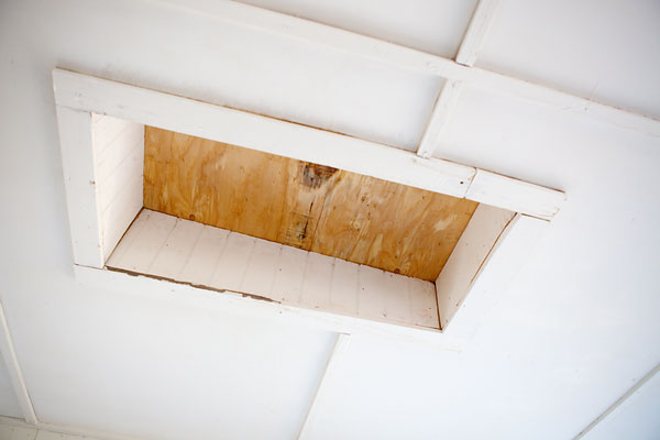 skylight removal