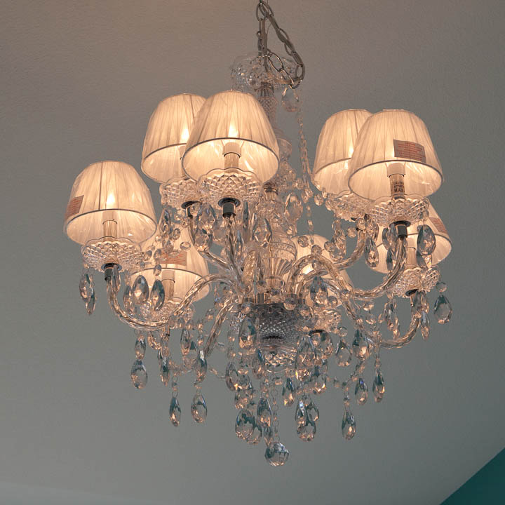 office chandelier