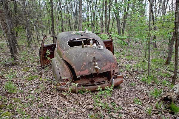 Chevy fleetline 1942