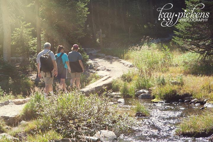 Emerald Lake hike