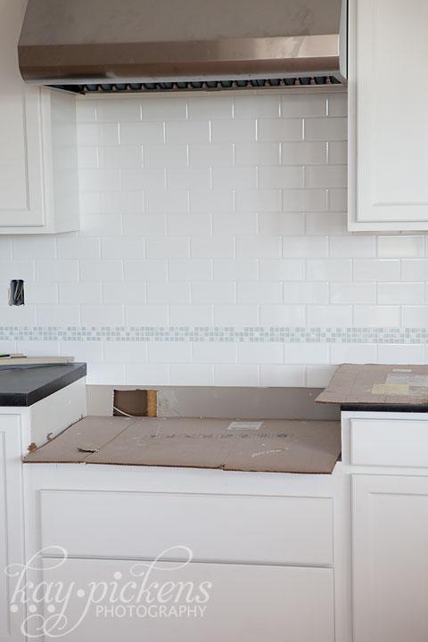kitchen tile new construction