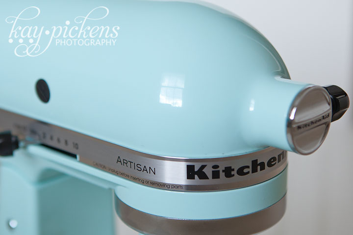 kitchenaid stand mixer aqua