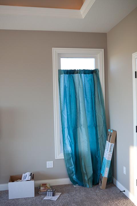 temporary curtains