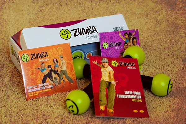 Zumba resolution for the New Year