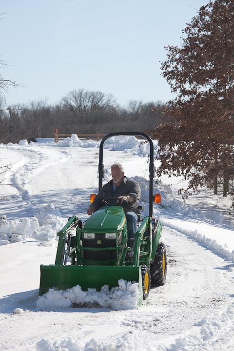 john deere subcompact tractor